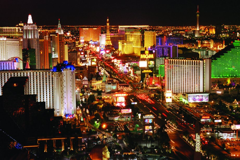 Las Vegas... (Photo: fournie par Artistours)