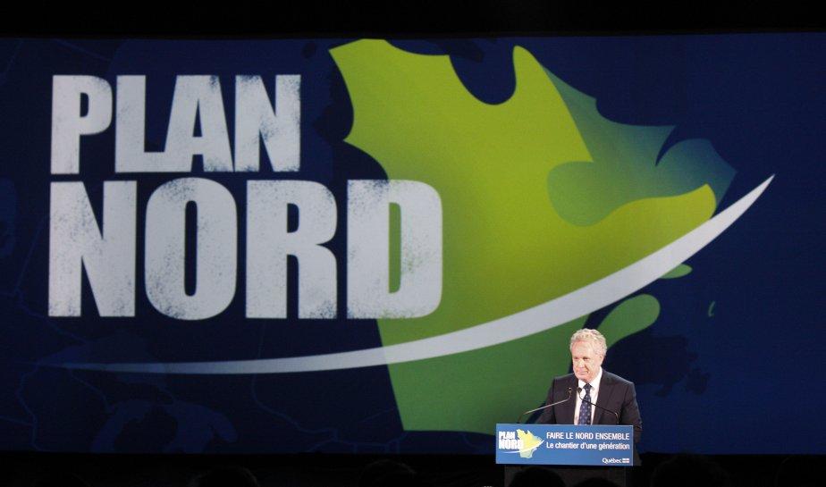 Le Plan Nord prévoit quelque 80 milliards de... (PHOTO: MATHIEU BÉLANGER, REUTERS)