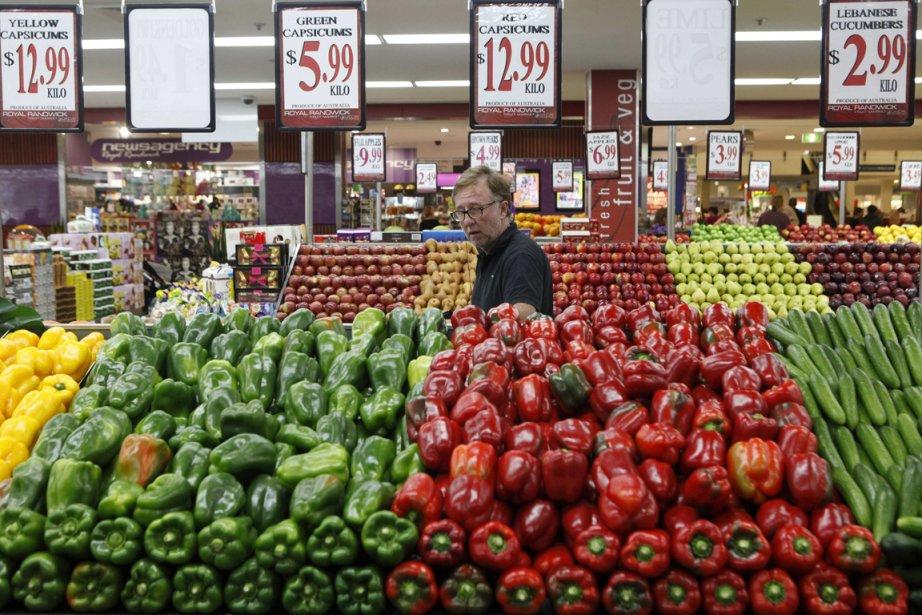 «Chaque année, les consommateurs des pays riches gaspillent... (Photo: Reuters)