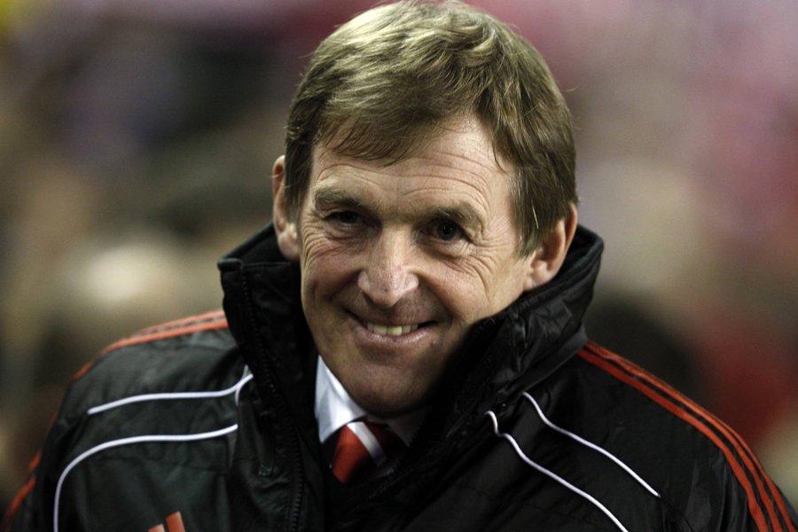 L'entraîneur de Liverpool, Kenny Dalglish.... (Photo: Reuters)