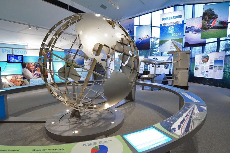 Le musée Bombardier de... (Photo: fournie par le musée J. Armand  Bombardier.)