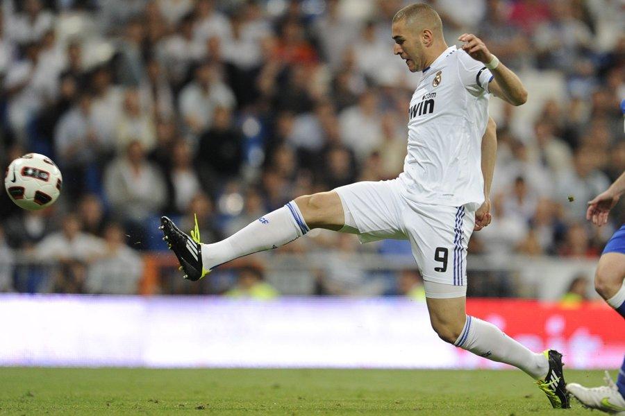 Karim Benzema... (Photo: AFP)