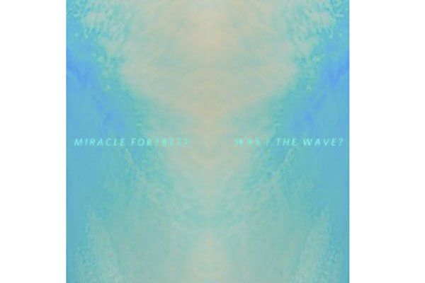 Pochette cd Miracle Fortress...