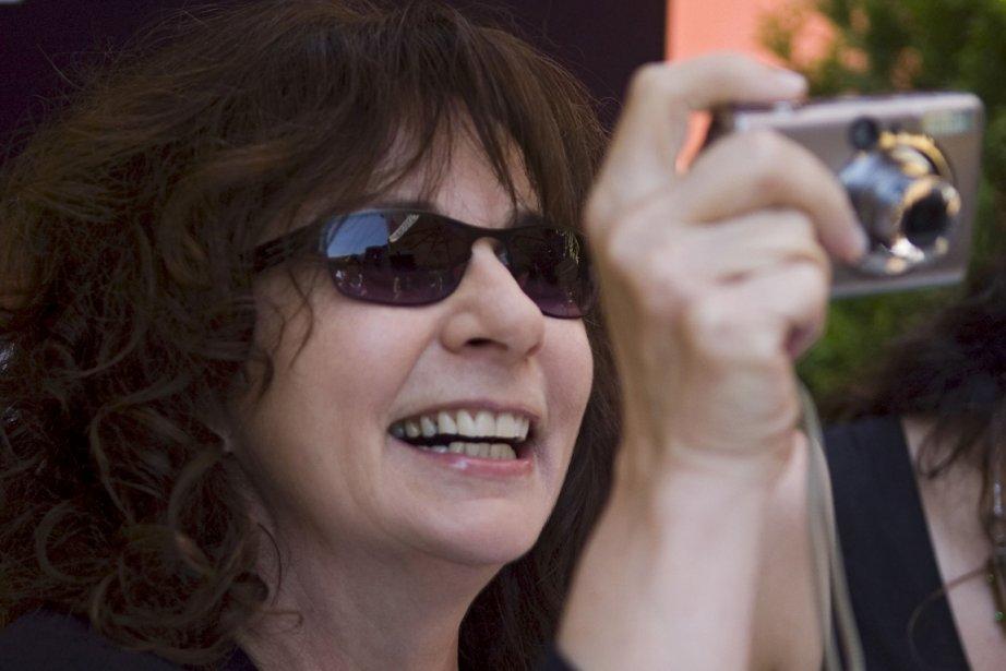 Christiane Charette, qui évolue dans le paysage médiatique... (Photo: Ivanoh Demers, Archives La Presse)