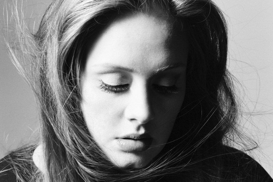 La candide Adele ne cache pas ses imperfections:... (Photo fournie par Beggars Group Canada)