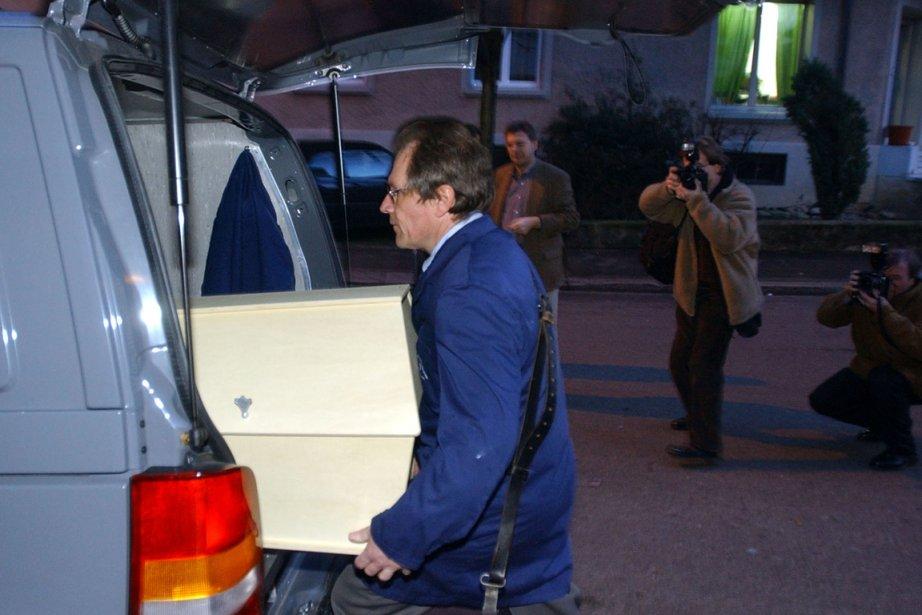 L'association Dignitas, contactée par l'AFP, n'était pas dans... (Photo: Reuters)