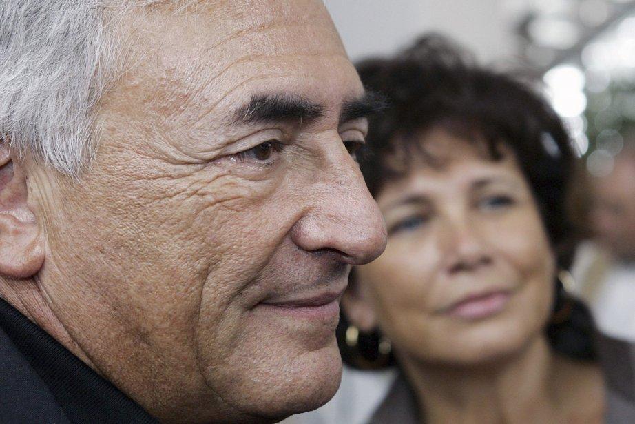Le grand patron du FMI Dominique Strauss-Kahn.... (Photo archives Reuters)