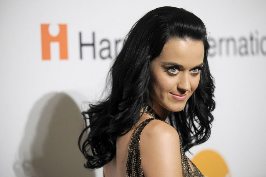 Katy Perry... (Photo: AP)