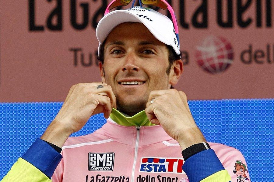 Ivan Basso... (Photo: Reuters)
