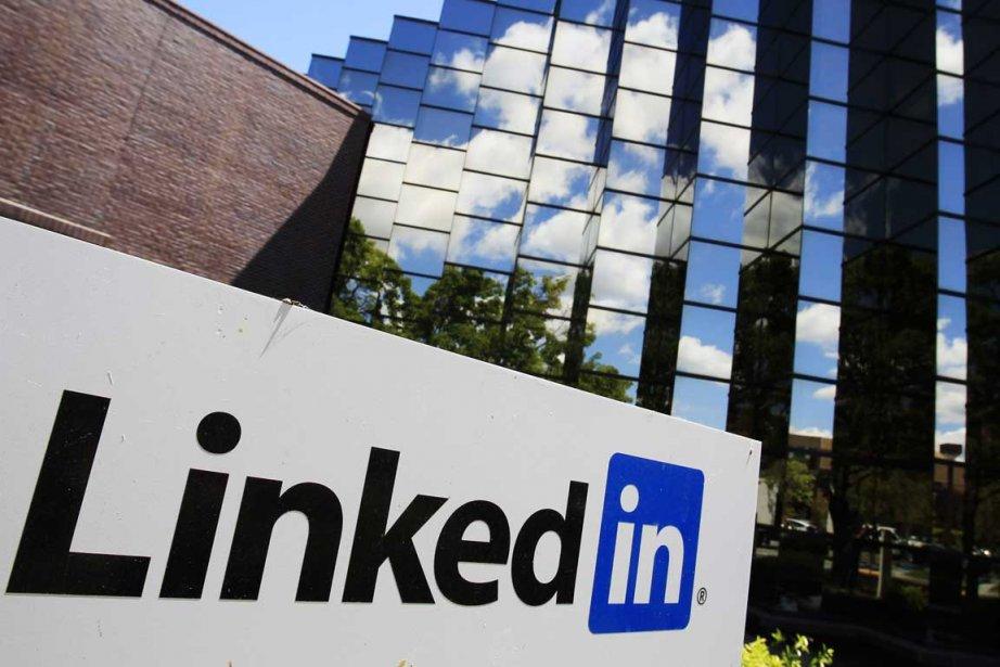 LinkedIn a publié un chiffre d'affaires plus que... (Photo Reuters)