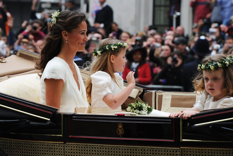 Pippa Middleton... (Photo: AFP)