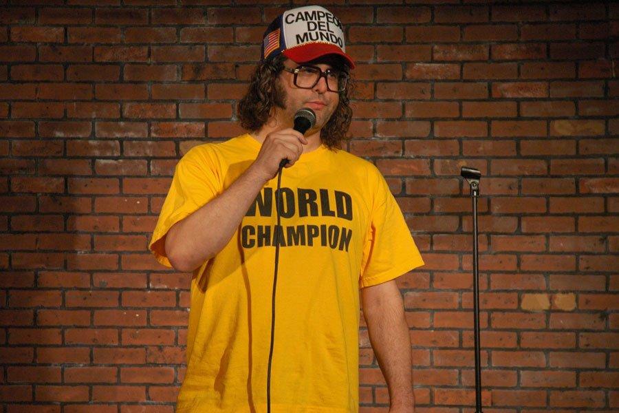 Judah Friedlander, un des acteurs de la comédie... (Photo: PC)