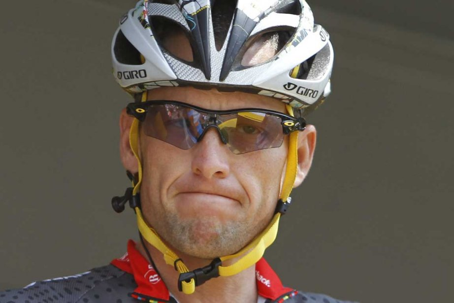 Lance Armstrong... (Photo AP)