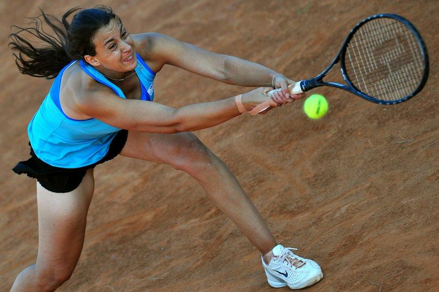 Marion Bartoli... (Photo: AFP)
