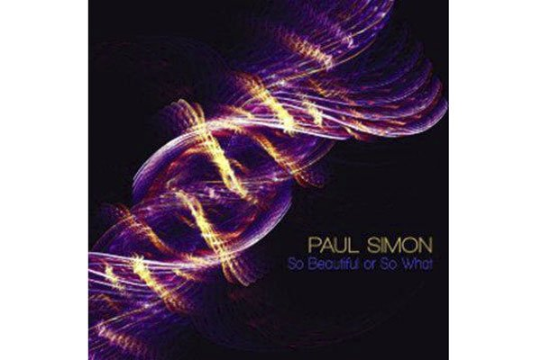 Pochette cd Paul Simon...