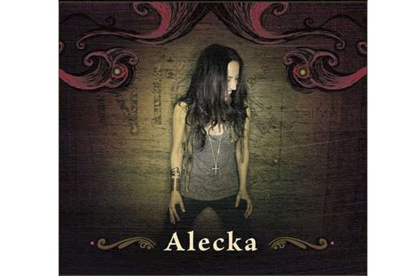 Pochette cd Alecka...