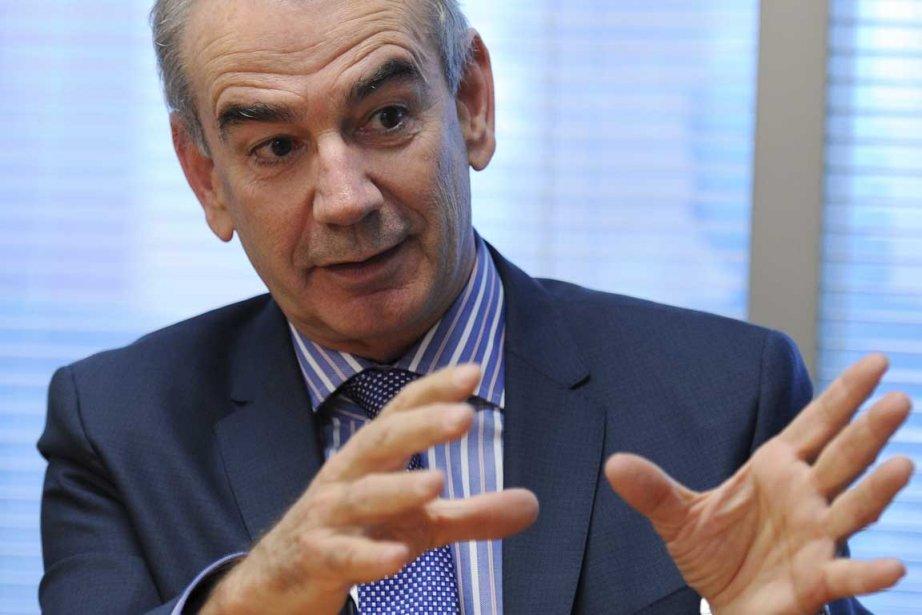 Quand on demande à Robert Lafrenière, commissaire de... (Photo Érick Labbé, Le Soleil)