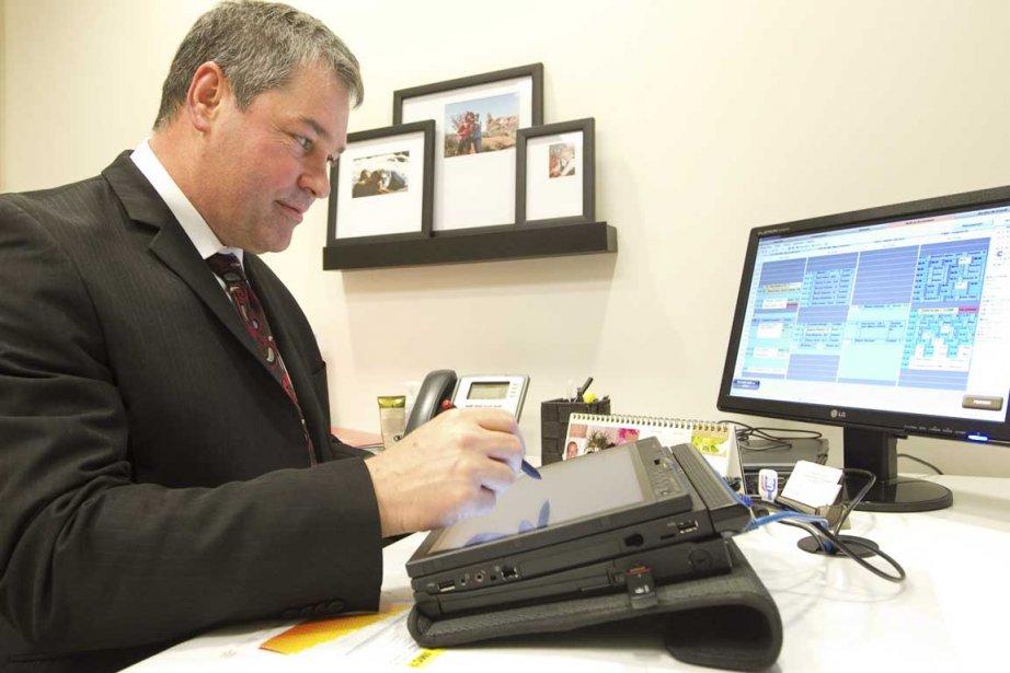 Le ministre de la Santé Yves Bolduc a... (Photo Hugo-Sébastien Aubert, La Presse)