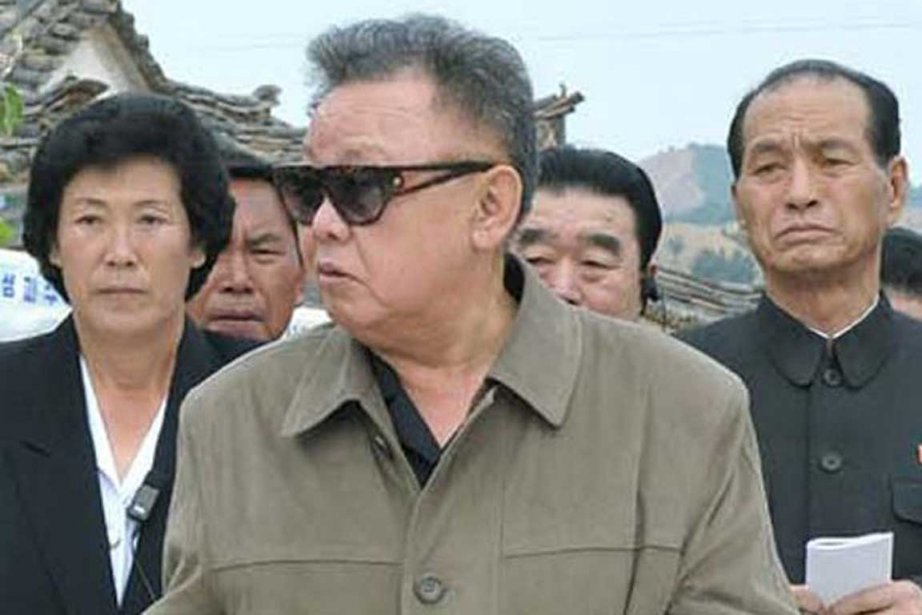 Kim Jong-Il... (Photo AFP)