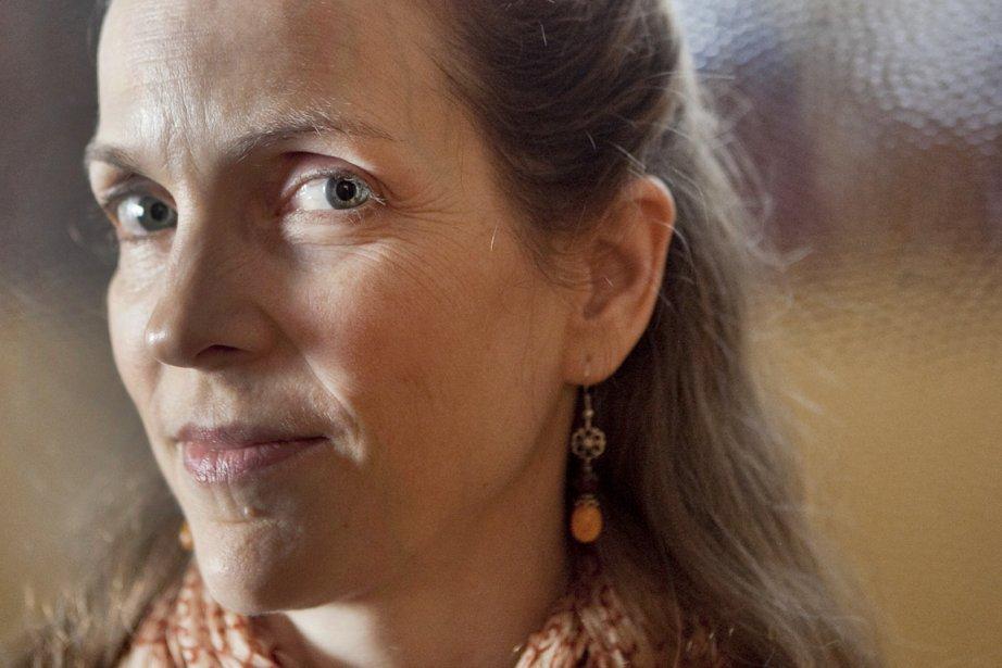 Claire Holden Rothman, traductrice et romancière, qui a... (Photo: Marco Campanozzi, La Presse)