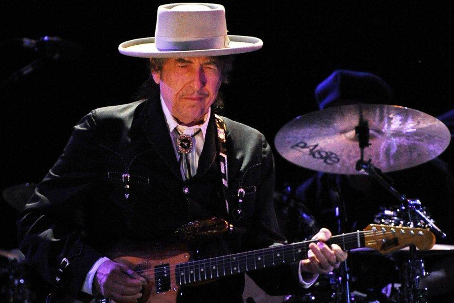 Bob Dylan... (Photo: AFP)