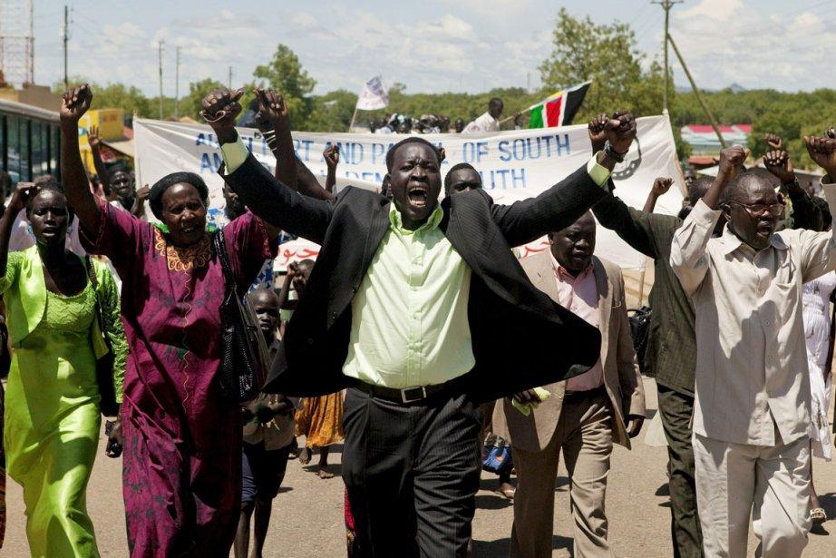 Abyei est l'un des principaux points de tension... (Photo: AP)