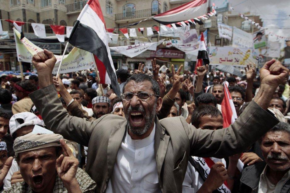 Le Yémen est secoué depuis fin janvier par... (Photo: Reuters)