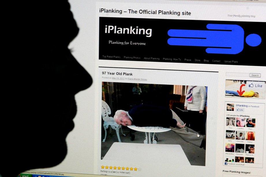 Les Australiens ont été les premiers à... (Photo: tirée du site iplanking.com)