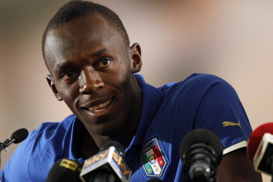 Usain Bolt fera sa rentrée sur 100 mètres... (Photo: Reuters)