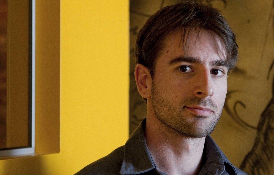 Marc Charbonneau... (Photo Marco Campanozzi, La Presse)