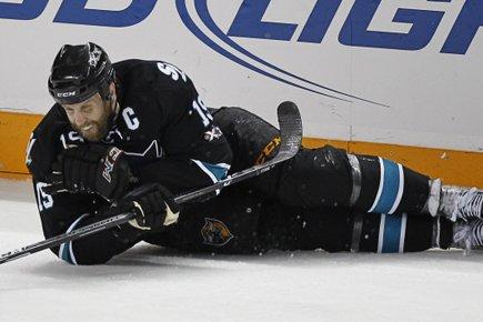 Joe Thorntona effectué un retour au jeu pour... (Photo: Reuters)