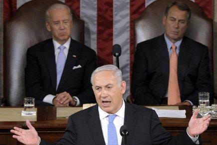 Benjamin Nétanyahou s'est adressé au Congrès américain mardi... (Photo: AP)