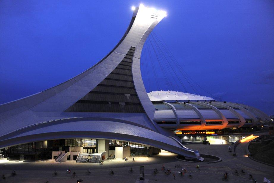 Les visiteurs du Stade olympique déplorent le mauvais... (Photo Bernard Brault, archives La Presse)