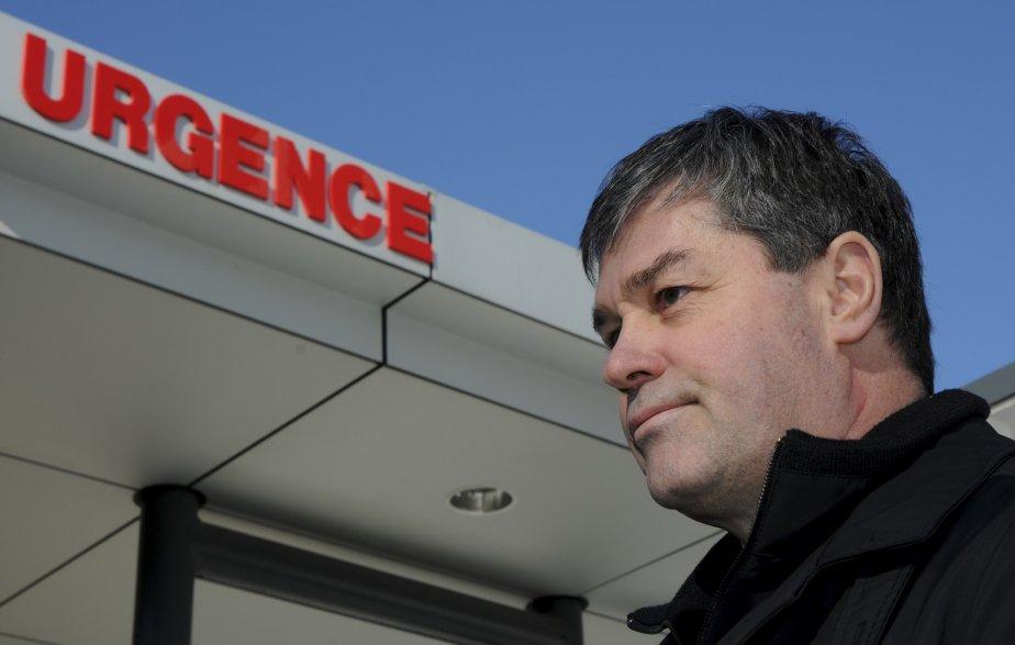 Le ministre de la Santé, Yves Bolduc, maintient... (PHOTO: MARTIN MARTEL, ARCHIVES LE SOLEIL)
