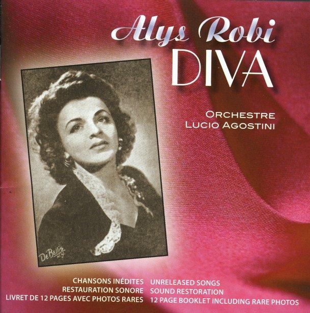 La pochette du disque Diva de la chanteuse, paru en 2005. ()