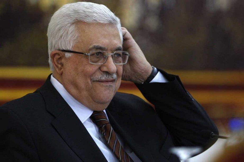 Le président palestinien Mahmoud Abbas.... (Photo Reuters)