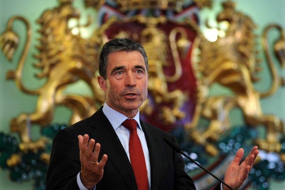 «L'OTAN et ses partenaires viennent de décider de... (Photo: Nikolay Doychinov, AFP)