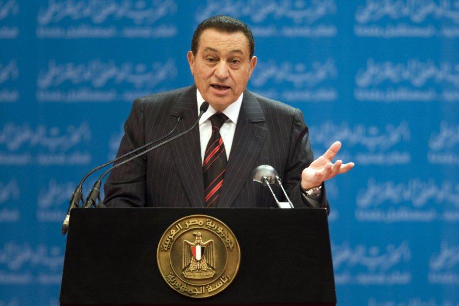 L'ancien président égyptien devra répondre devant la justice... (Photo: Nasser Nuri, Archives Reuters)