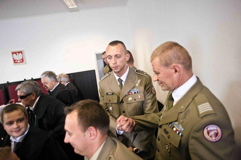 Les soldats polonais blanchis des accusations de meurtre... (Photo: Filip Klimaszewski, Reuters)