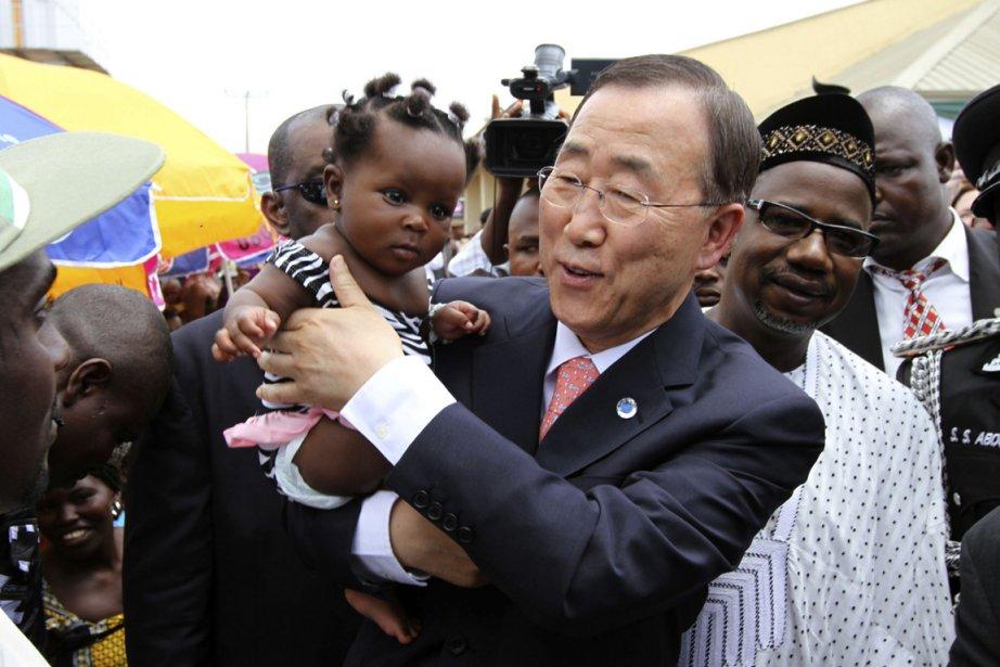 De nombreuses affaires d'«usines à bébés» seraient actuellement... (Photo: Akintunde Akinleye, Reuters)