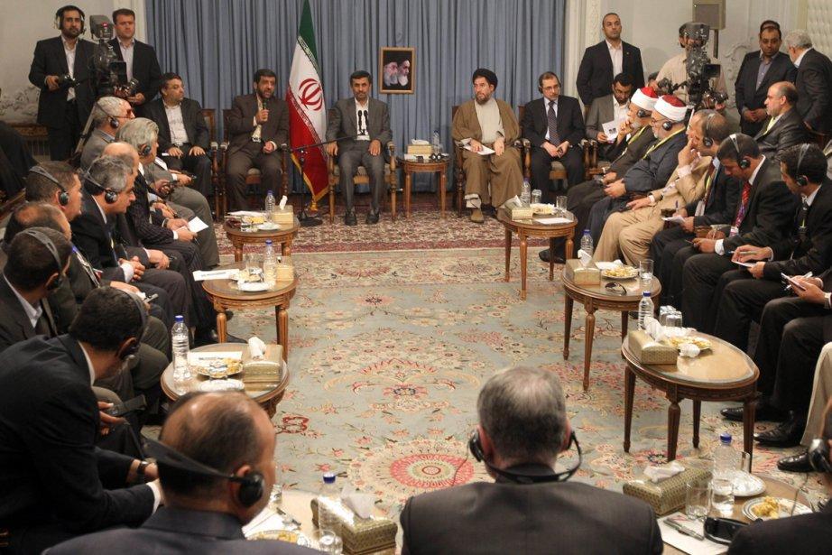 «Nous devons faire en sorte que l'Iran et... (Photo: Atta Kenare, AFP)