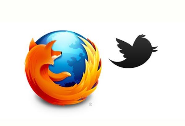 On peut maintenant faire des recherches sur Twitter...