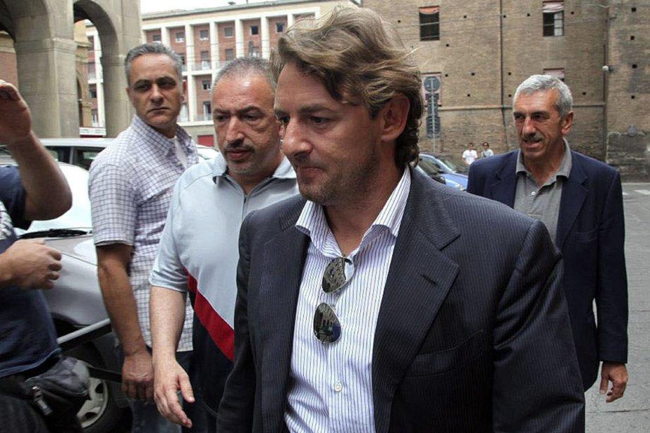 Giuseppe Signori... (Photo: AFP)