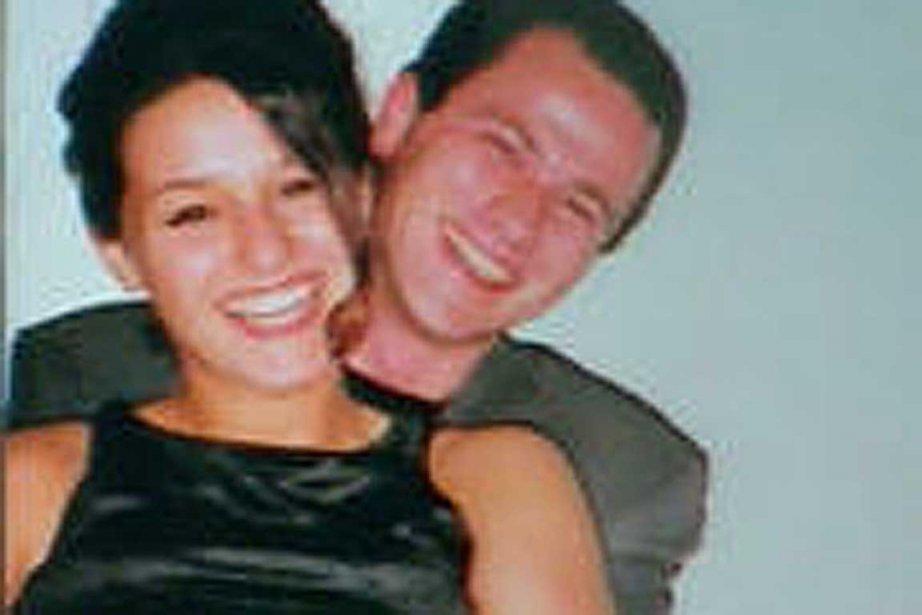 Cathy Carretta et Jean-Paul Gerbet en des temps... (Photo fournie par la famille de Cathy Carretta)