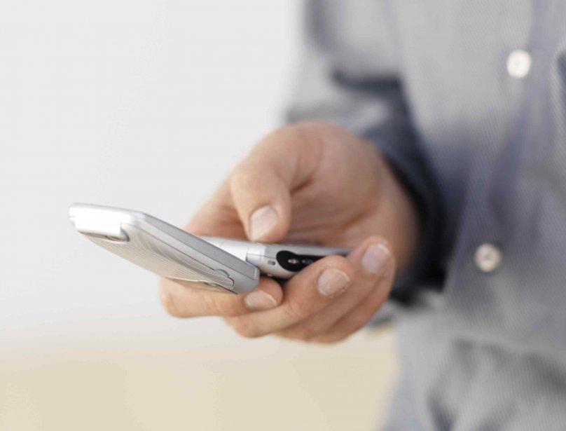 Les ondes émises par les téléphones sans fil... (PHOTO: ARCHIVES LA PRESSE)