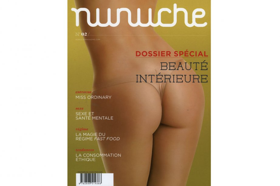 Élise Gravel persiste et signe avec une nouvelle édition de son magazine...