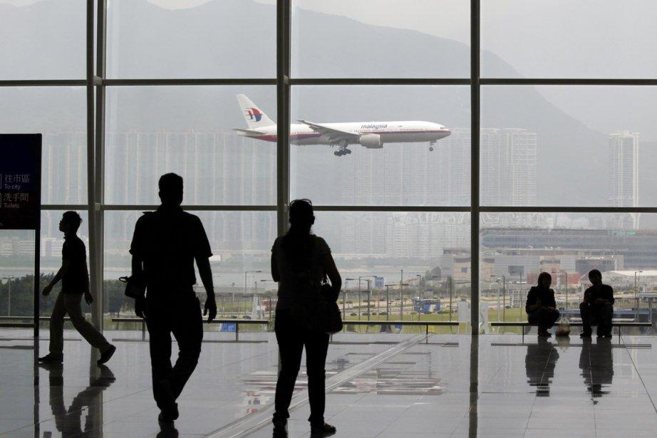 Le rapport mensuel de l'IATA indique que le... (Photo: Bobby Yip, Reuters)
