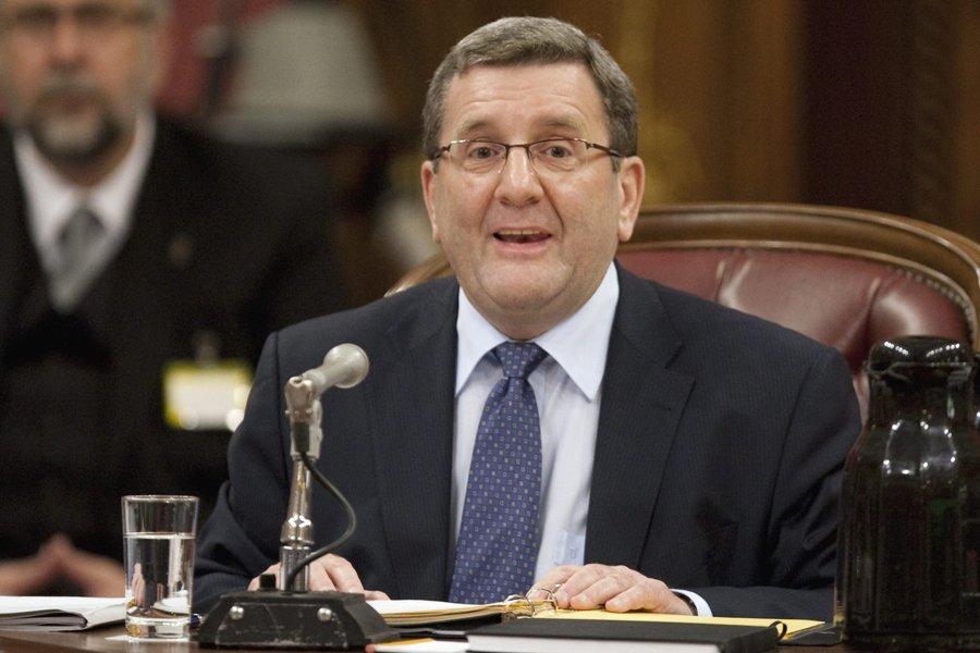 Le maire de Québec, Régis Labeaume, a défendu... (Photo: PC)