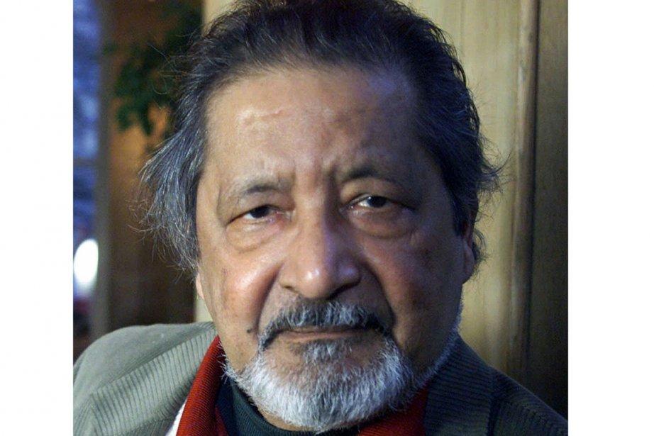 L'auteur Vidiadhar Surajprasad  Naipaul... (Photo: AP)