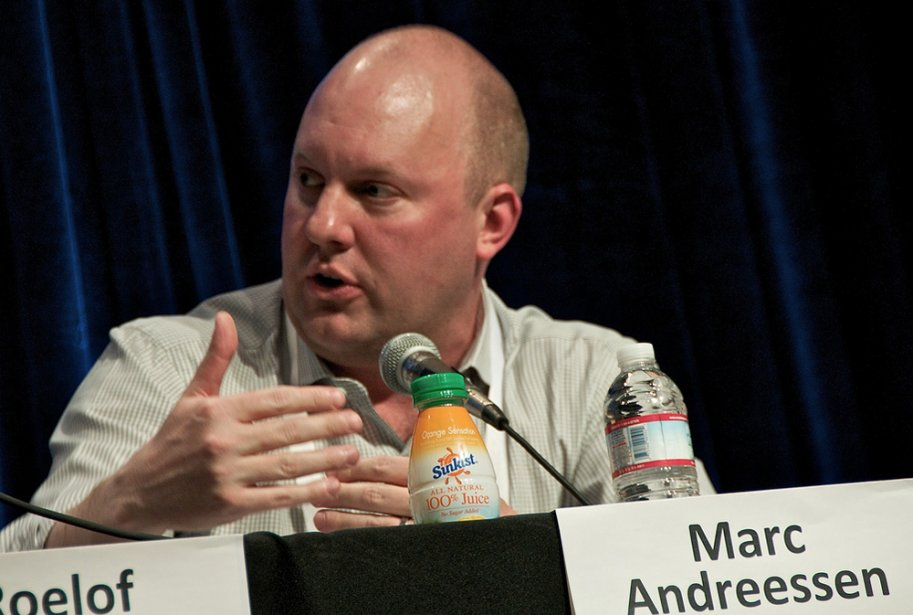 Marc Andreessen... (Photo: jdlasica, Flickr)